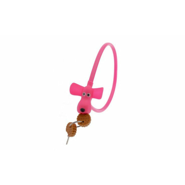 Pexkids kabelslot roze flappie de waakhond silicone