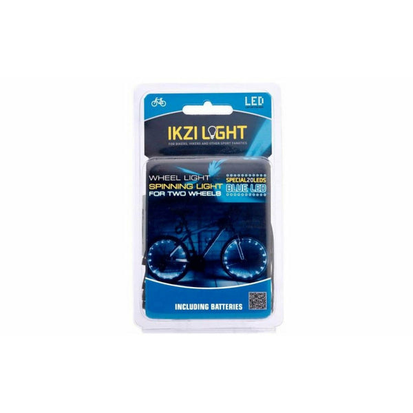 IKZI wielverlichting rood,2 x 20 LEDS