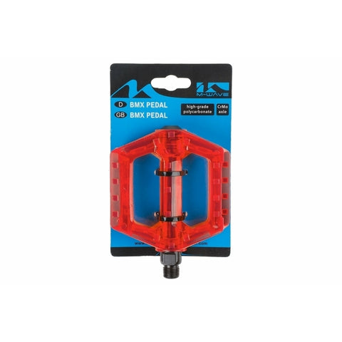 Pedaal BMX 311383 Rood