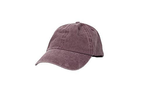 NYC Underground Women's Mineral Washed Baseball Cap