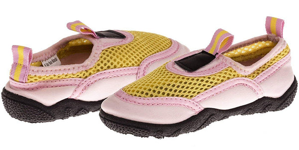 Chatties Toddler Aqua Water Shoes - Slip On Shoes for Children
