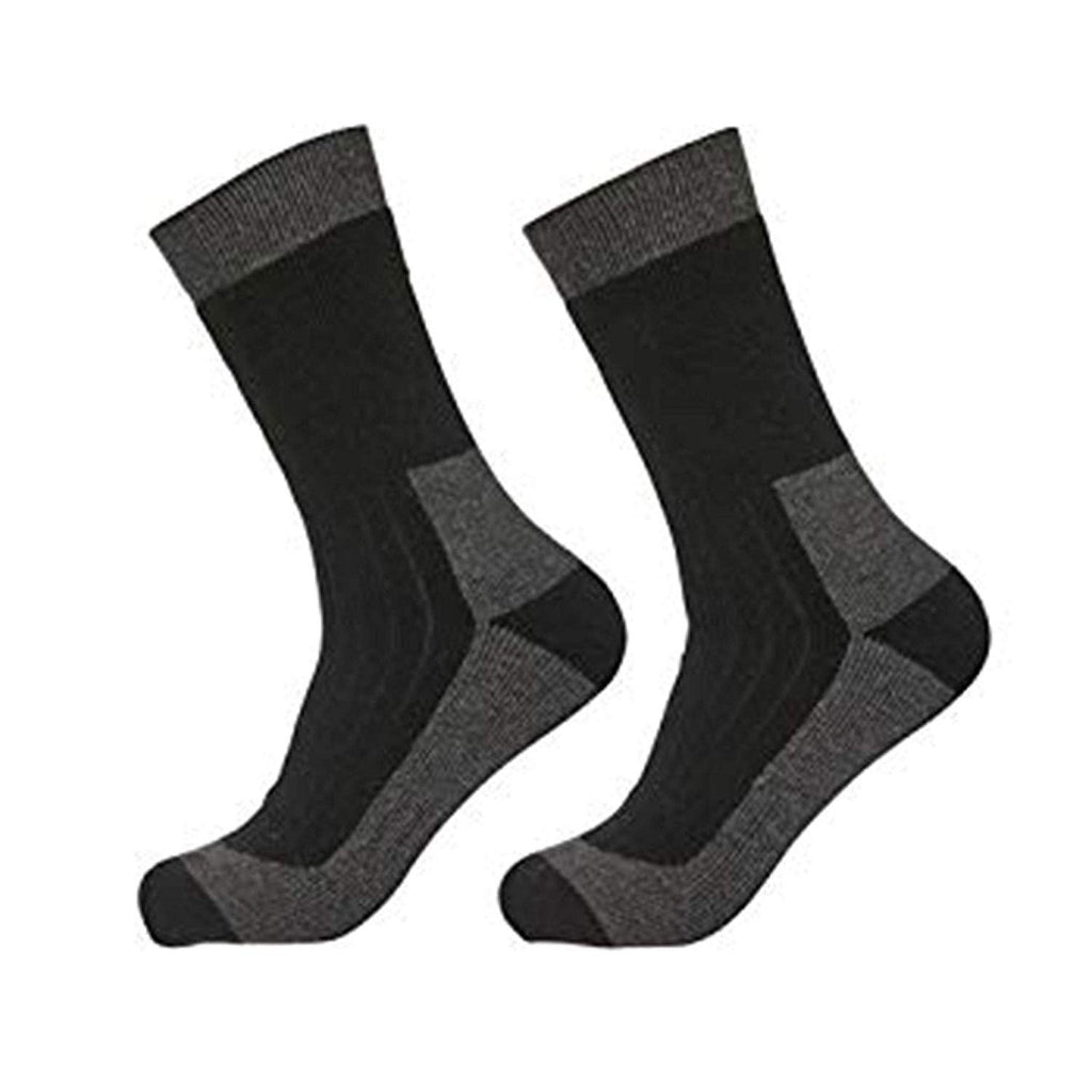 Slazenger Mens 2-4 Pack Wool Socks