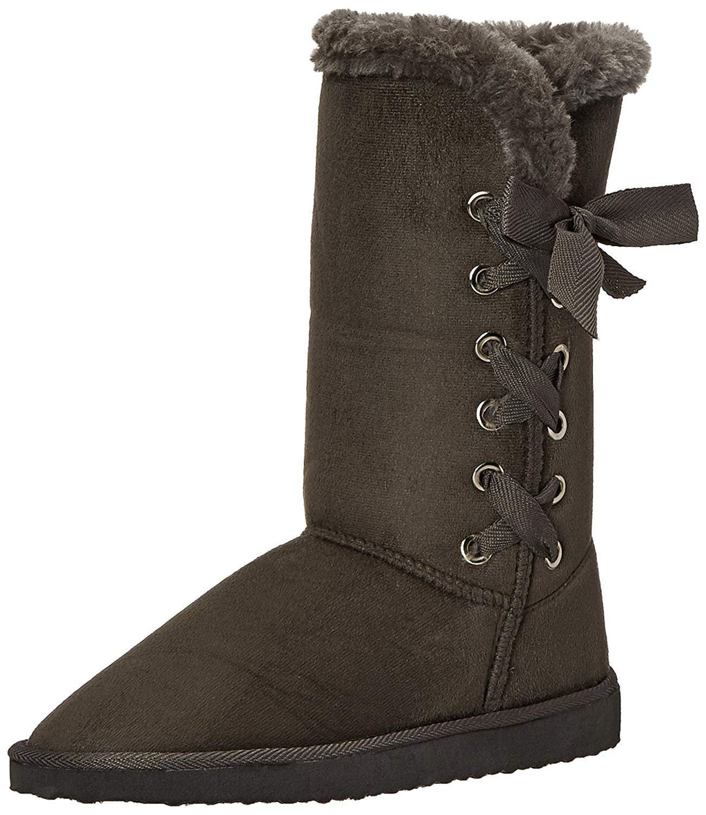 Chatties Ladies 10 Inch Lace Winter Boot