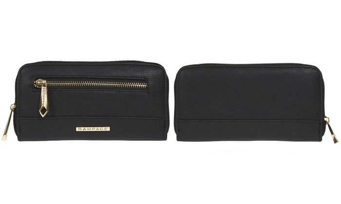 RAMPAGE Zip Around Wallet