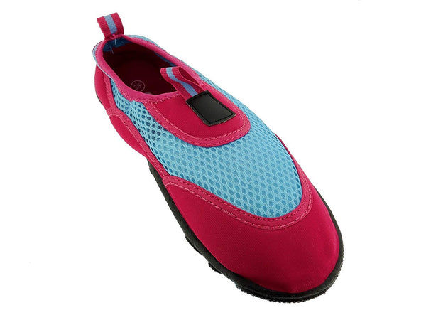 Chatties Ladies Aqua Shoes