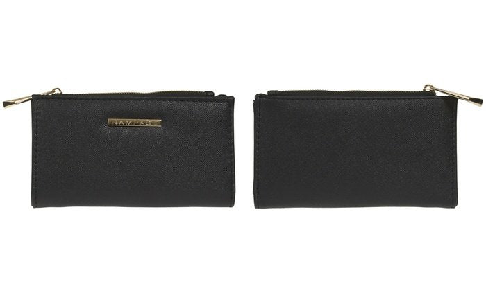 RAMPAGE wallet With Zipper