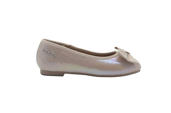 bebe Girls Ballet Flats Mary Jane Slip On Sandals with Bow