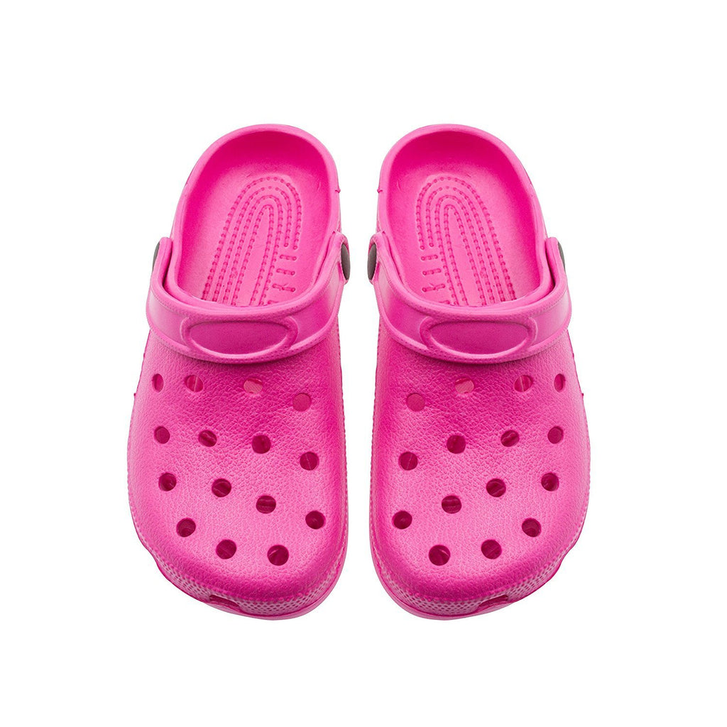 Sara Z Girls Rubber Clogs
