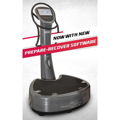 Power Plate My7 Graphite Whole Body Vibration Trainer 71-M7A-3150