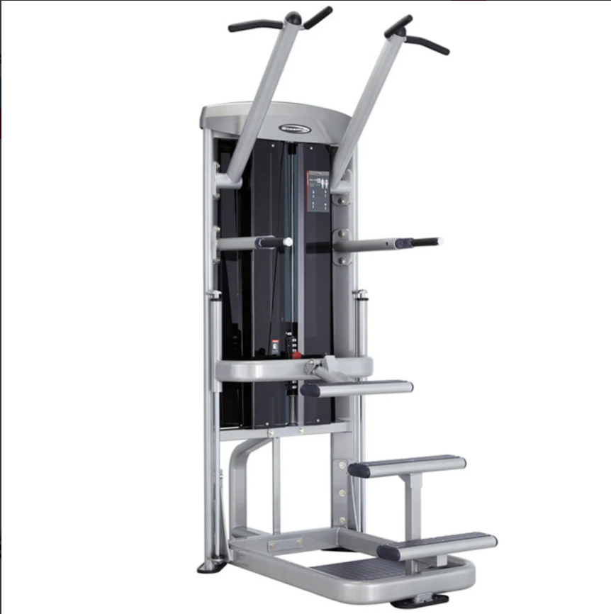 Steelflex Mega Assisted Chin and Dip Machine MCD-2100