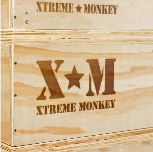 Xtreme Monkey Wood Jerk Boxes XM-3946