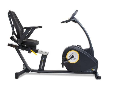 LifeSpan Fitness Recumbent Bike R5i