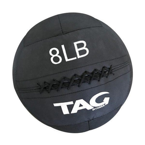 Tag Fitness 6Lb-35Lb Bulletproof Medicine Ball Set BP-MB-SET