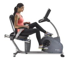 LifeSpan Fitness Commercial Recumbent Bike R7000i