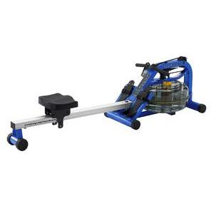 First Degree Fitness Cambridge Challenge AR Horizontal Series Water Fluid Rower CMB