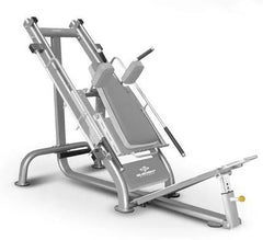 Element Fitness Commercial Leg Press Half Squat Combo Plate Loaded E-3896