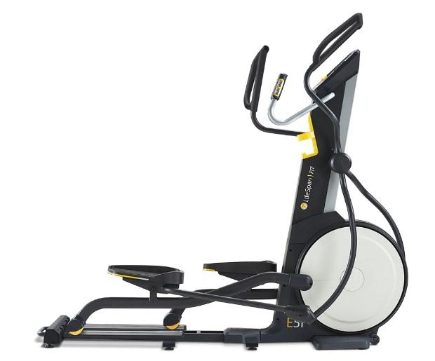 LifeSpan Fitness Commercial Elliptical Trainer E5i