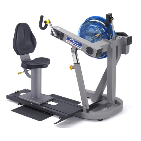 First Degree Fitness E820 Club UBE Evolution Series Standing Fluid Rower E820A