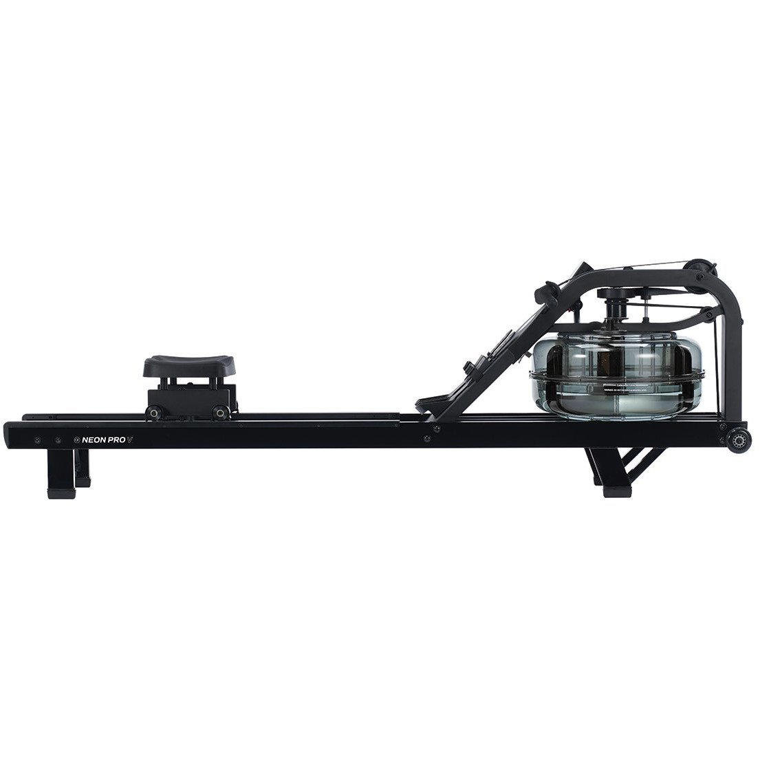 First Degree Fitness Neon Pro V Horizontal Series Indoor Fluid Rower EVBP