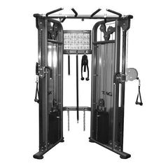 Image of Tag Fitness Stainless Steel Multi-Grip Functional Trainer FUNC-TR
