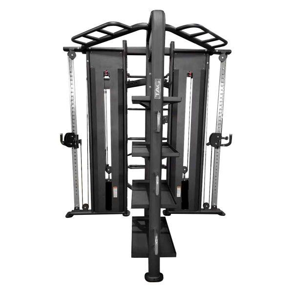 Tag Fitness Kinetic Functional Trainer with Storage KIN-TR