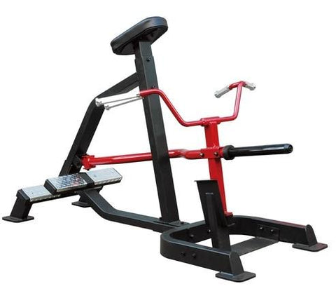 Element Fitness Iron 7019 Incline Row Leverage E-4993