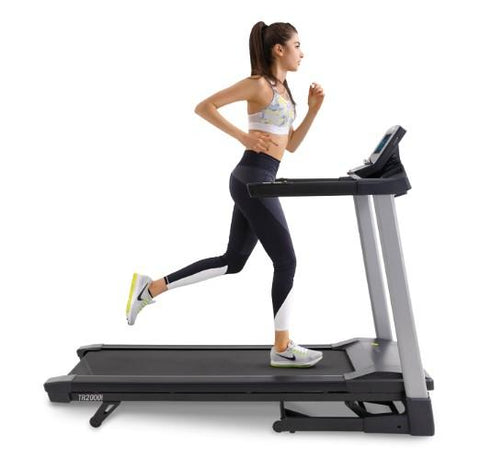LifeSpan Fitness Folding Treadmill TR2000i