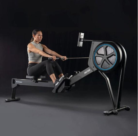 LifeSpan Fitness Commercial Rowing Machine RW7000