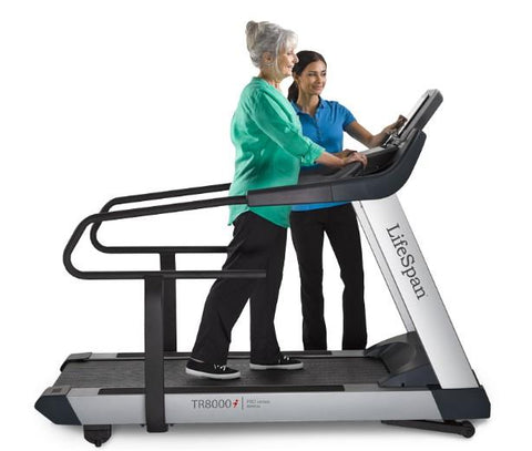 LifeSpan Fitness Pro-Series Rehabilitation Treadmill TR8000i