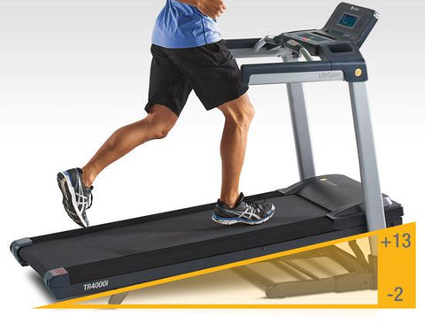 LifeSpan Fitness folding treadmill TR4000i