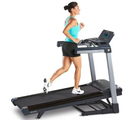 LifeSpan Fitness Folding Treadmill TR3000i