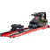 First Degree Fitness Newport Club Plus AR Horizontal Series Water Fluid Rower NPTCP