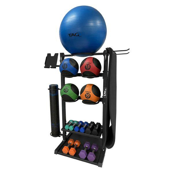 Tag Fitness Heavy Duty Performance Rack RCK-PERF