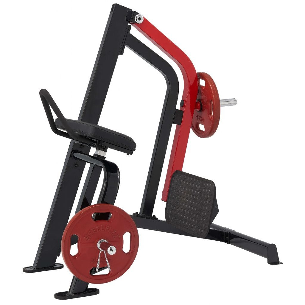 SteelFlex Plate Loaded Hip Extension PLHE