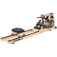 First Degree Fitness Viking 2 AR Plus Select Horizontal Series Water Fluid Rower VIK2PS