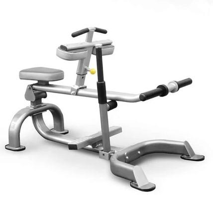 Element Fitness Commercial Calf Raise Plate Loaded E-3897