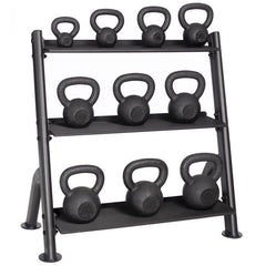 Hampton Outdoor Urethane Coated Kettlebell Club Packs
