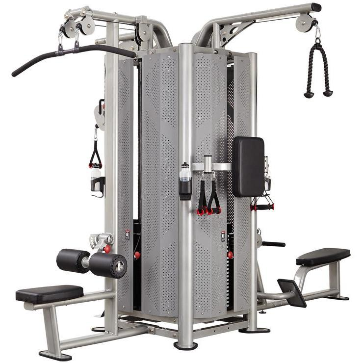 Steelflex JG4000S Multi Stations Commercial Jungle Gym STLFX-JG4000S