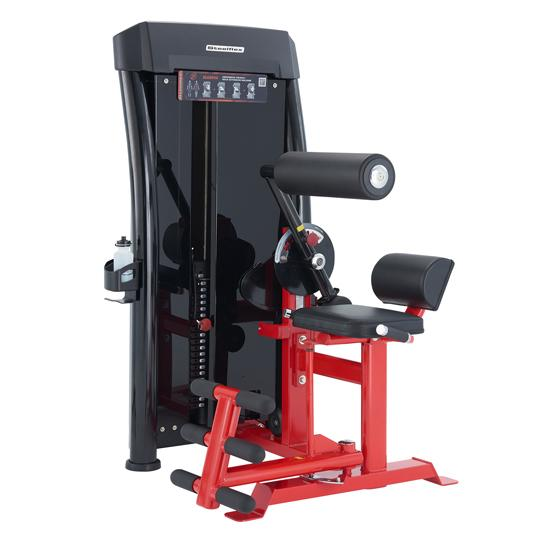 Steelflex JGAB900 Single Station Abdominus Curl / Back Extension Jungle Gym STLFX-JGAB900