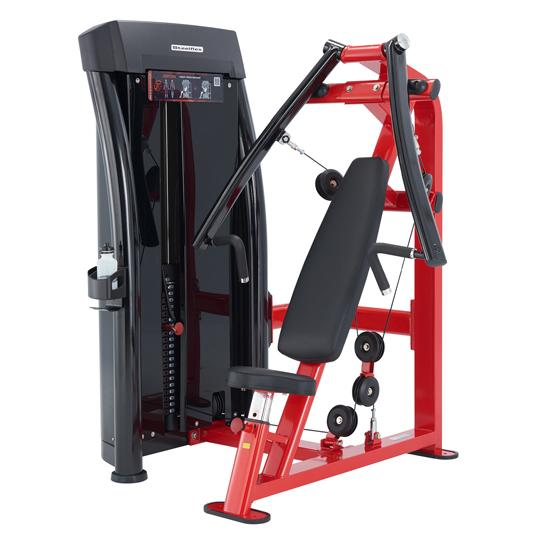 Steelflex JGBP100 Jungle Gym Single Stations Chest Press STLFX-JGBP100