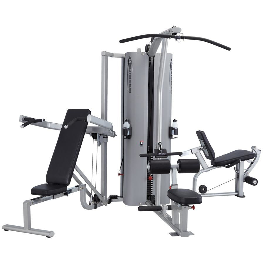 Steelflex MG3000 3 Weight Stack Multi Gym Training System STLFX-MG3000