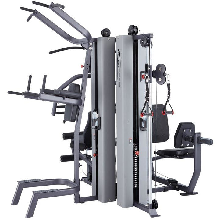 Steelflex MG300B Weight Machine Multi Gym Training System STLFX-MG300B