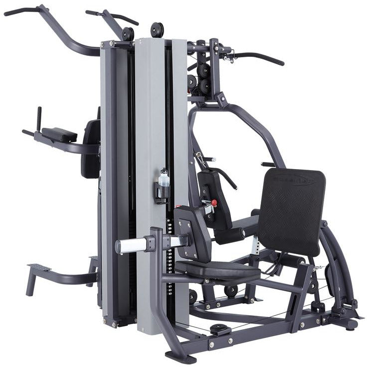 Steelflex MG200B Dual Weight Stack Multi Gym Training System STLFX-MG200B