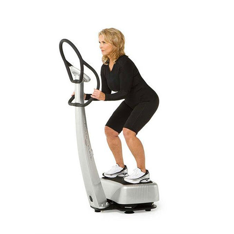 Power Plate My3 Silver Whole Body Vibration Trainer 71-MY3-3100