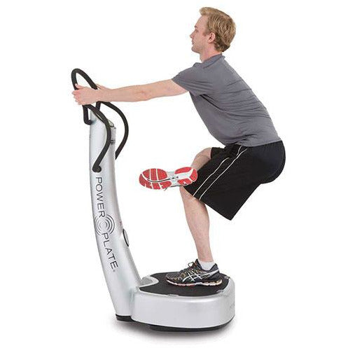 Power Plate My5 Silver Whole Body Vibration Trainer 71-M5L-3100