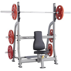 Steelflex NOSB Commercial Olympic Shoulder Press Bench STLFX-NOSB