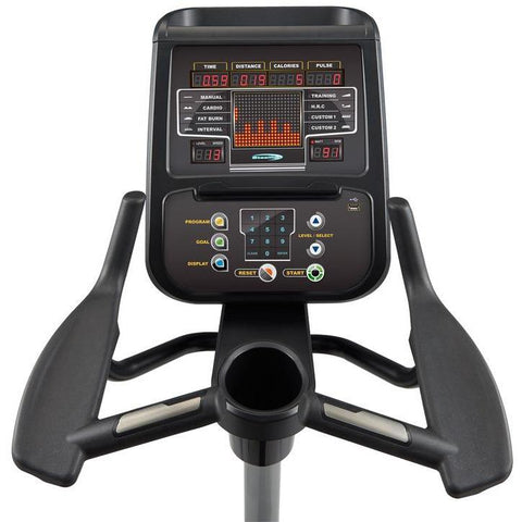 SteelFlex PB10 Commercial Indoor Training Upright Bike STLFX-PB10