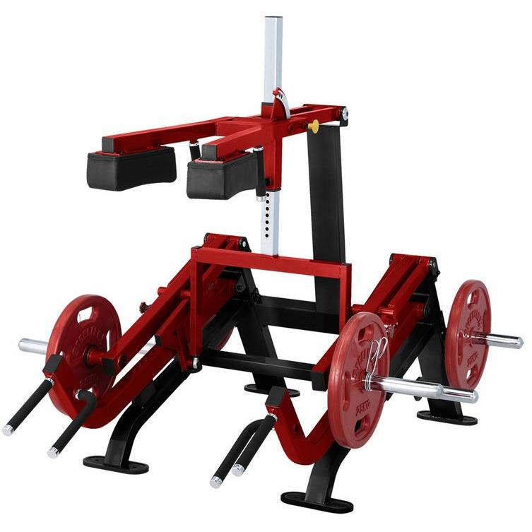 Steelflex  PlateLoad Squat / Lunge Machine STLFX-PL2300