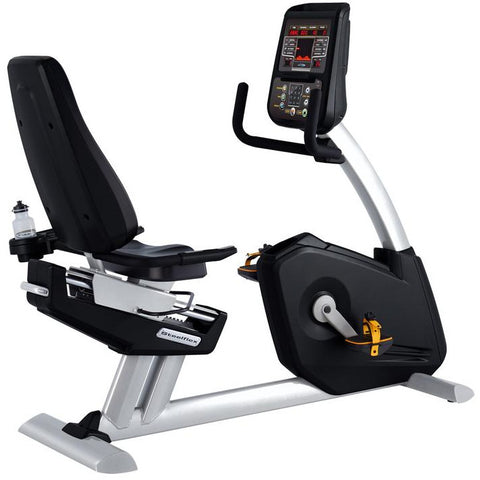 SteelFlex PR10 Self-Generating Commercial Grade Recumbent Bike STLFX-PR10