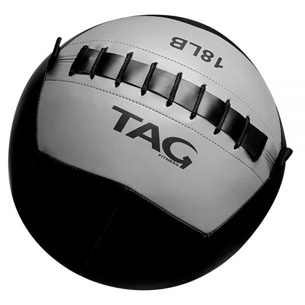 Tag Fitness 4lb-30lb Deluxe Wall Ball Set WALLBALL-SET